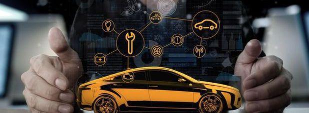 Die cloudbasierte Service- Plattform vAnalytics stellt Autohändlern und Werkstätten sowie Fahrern mobilitätsbezogene Dienste zur Verfügung.