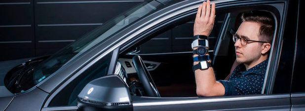 Der Kerngedanke bei Audi Fit Driver ist das empathische Fahrzeug, das den aktuellen Zustand des Fahrers erkennt, zum Beispiel ob er angespannt oder müde ist, und sich dann entsprechend darauf einstellt.