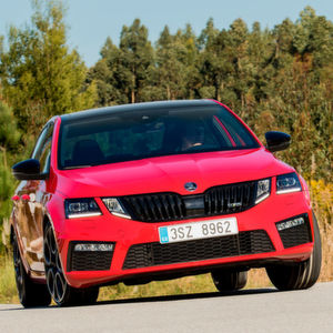 skoda octavia rs 245 wird zum leistungsprimus. Black Bedroom Furniture Sets. Home Design Ideas