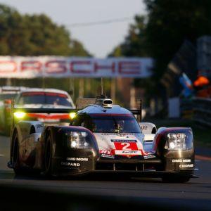 Porsche holt Le Mans-Triple