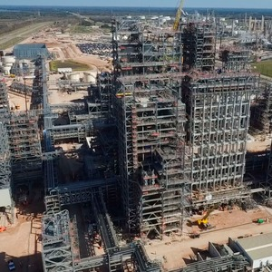 Mechanical Completion of Chevron's Polyethylene Units in Old Ocean