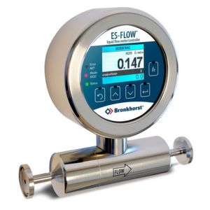 Ultrasonic Flow Meter for Low Flow Rates