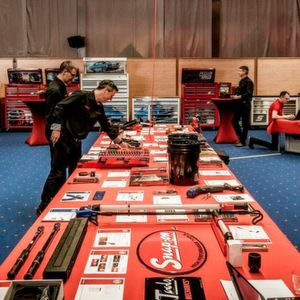 "Snap-on Tools: Großes ""Kick-off""-Meeting"