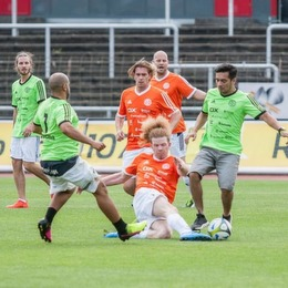 """Friends of OX"" Fußball-Turnier"