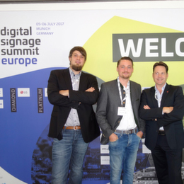 Digital Signage Summit Europe 2017