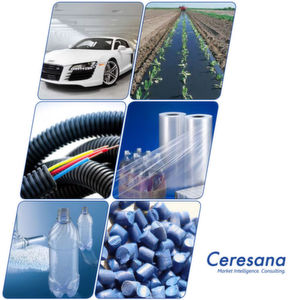 Study by Ceresana Analyses Market for Masterbatches