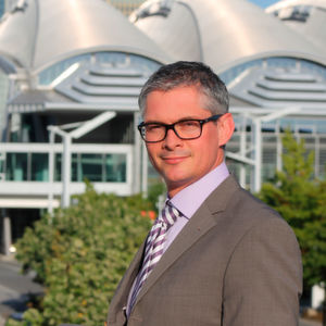 Sascha F. Wenzler, Head of Division for formnext at event organizer Mesago Messe Frankfurt GmbH