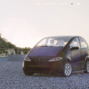 E-Start-up geht mit Solarzellenauto an den Start
