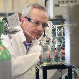 Researchers at Cardiff Catalysis Institute have discovered they can produce methanol from methane through simple catalysis.