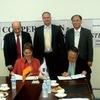 Strategische Kooperation bei OLED-Beleuchtung und Solarzellen-Fertigungsanlagentechnologie
