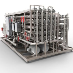 GE Launches Ultrafiltration and Reverse Osmosis System for the Beverage Industry