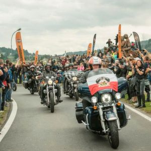 Made in Austria: Die European Bike Week rockt zum 20. Mal Faak