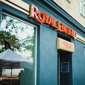 Royal Enfield Flagship-Store Wien
