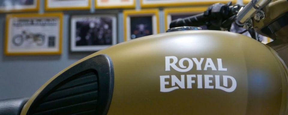 Die Marke Royal Enfield ist mit ambitionierten Businesszielen unterwegs und verstärkt sein Europageschäft.