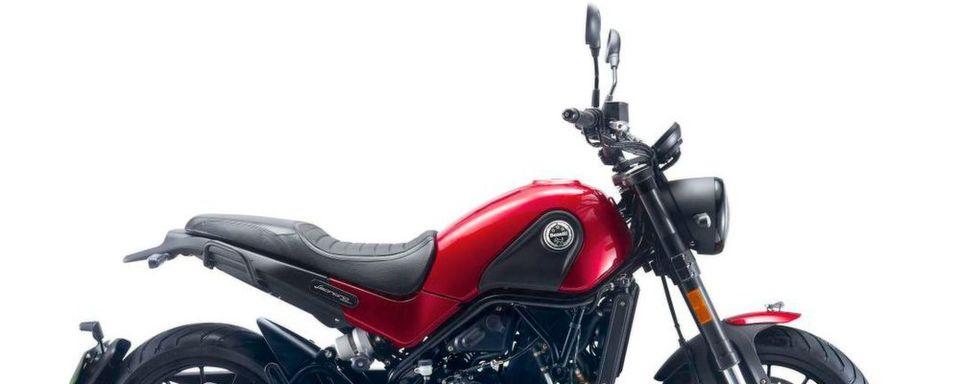 Rund 170 Kilogramm wiegt das 48 PS starke Naked Bike.