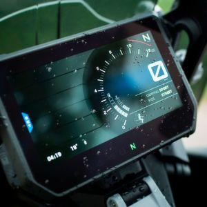 Bosch verpasst dem Motorradfahrer ein digitales Schutzschild