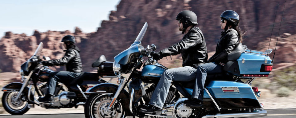 Harley-Davidson Electra Glide Ultra Limited, Modelljahr 2011.