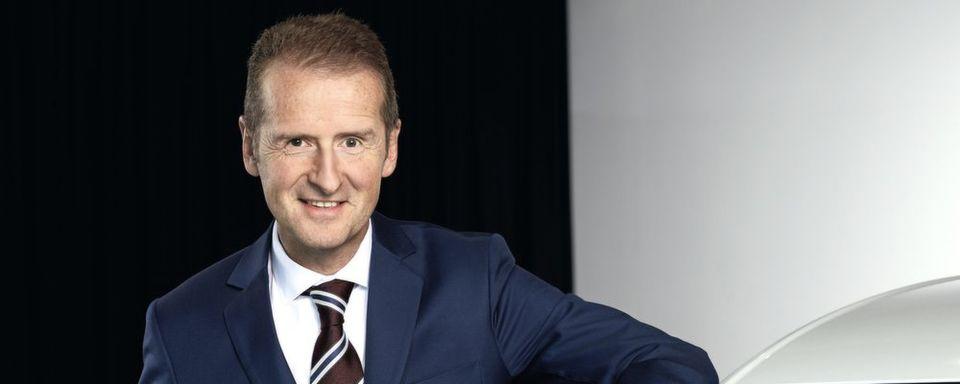 """Der neue VW-Konzernlenker Dr. Herbert Diess will sich von """"Randgeschäften"""" trennen - kommt das Aus für die Audi-Tochhter Ducati nun doch?"""