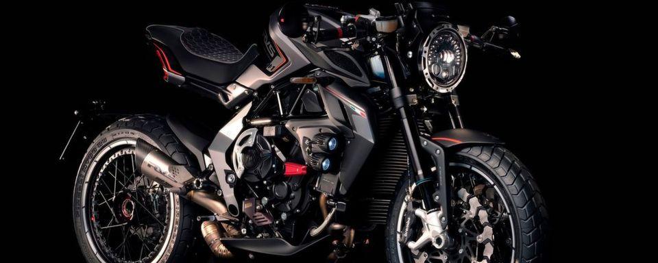 MV Agusta sucht den Gebietsleiter für Süddeutschland. Im Portfolio hat er Bikes wie die RVS 1.