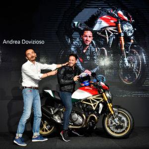 Ducati färbt die Adriaküste rot