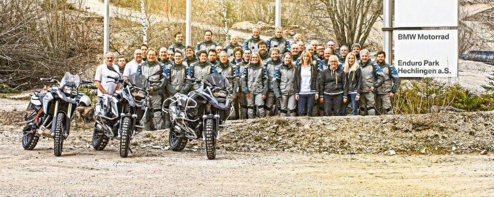 Das Team des BMW Motorrad Enduroparks Hechlingen feierte dieser Tage sein 25-jähriges Jubiläum.