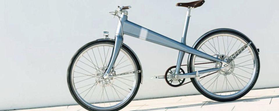 Das Coleen E-Bike wurde fast ausschließlich in Frankreich produziert.