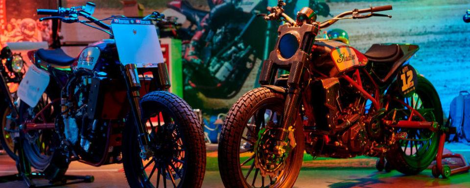 Indian Motorcycle unterstützte auch die 13. Ausgabe des Glemseck 101 als Hauptsponsor.