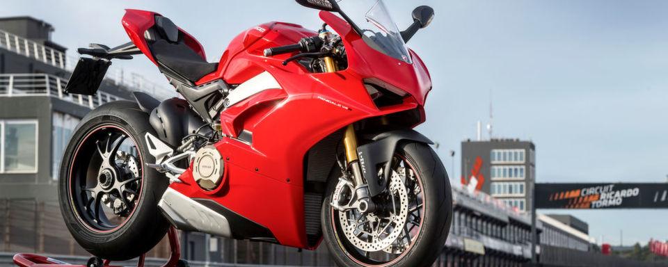 Rückruf für Ducatis Panigale V4.