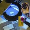Automatische optische Inspektion von SMD-Tapes mit Schwingquarzen