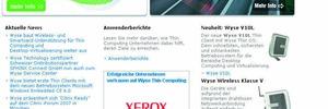 VDI-Lösung mit VMware und Wyse