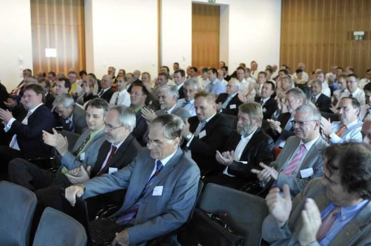 Das E+H-Technologieforum mit rund 160 geladenen Gästen unter letztmaliger Leitung von Dieter Schaudel bot eine Plattform