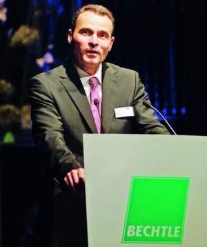 Ralf Klenk, CEO von Bechtle