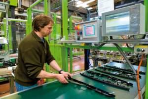 Mit dem MES-Systems Hydra kann man effizienter produzieren. Das will MPDV auf der Fakuma 2008 beweisen.