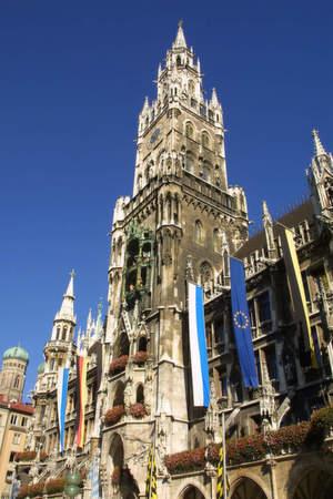 Rathaus München. Hand in Hand mit dem Auswärtigen Amt auf Open-Source-Werbetour
