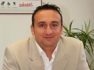 Jadranko Jelavic, General Director Sales bei TakeMS