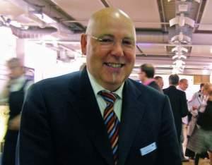 Ingolf Hahn, Geschäftsführer des Security-Distributors Entrada