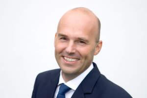 Robert Hoffmann, Vorstandssprecher der 1&1 Internet AG