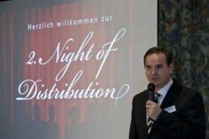 Werner Nieberle, Geschäftsführer von Vogel IT-Medien, begrüßte die rund 130 Gäste.