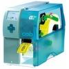 Platzsparender Transferdrucker für Etiketten mit Barcode und Grafiken