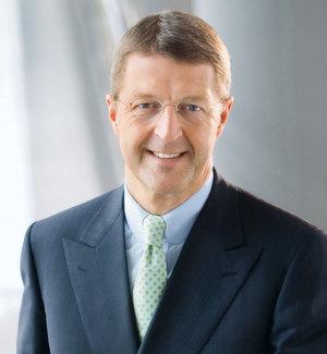 Eckhard Cordes, Vorsitzender des Vorstands der Metro AG