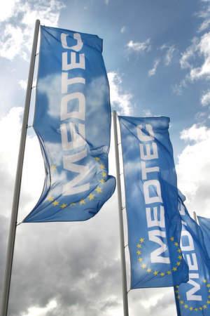 Rund 650 Aussteller präsentieren auf der Medtech Europe ihr Angebot. Bild: k+k-PR