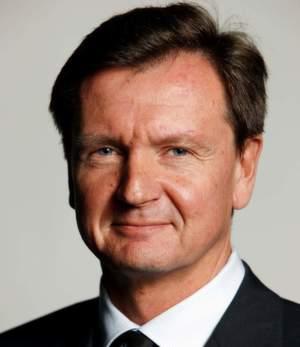 Winfried Holz, CEO von Atos Origin