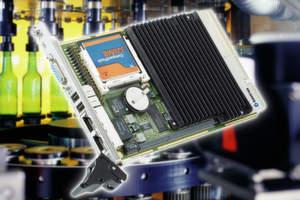 Ein Semi-Custom-Design des CompactPCI-Boards Kontron CP306 kommt in der industriellen Bildverarbeitung bei Krones zum Einsatz