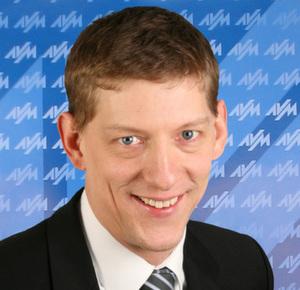 Axel Vossen, Vertriebsteamleiter Distribution/eTail bei AVM