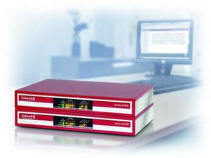 Das Bintec-Media-Gateway-4100-VoIP unterstützt Faxe auch in virtueller Umgebung.