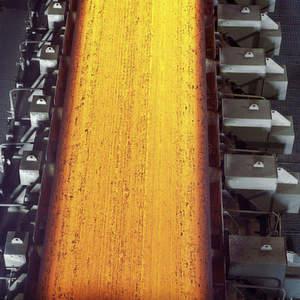 Beim Stahlkonzern Salzgitter laufen die Geschäfte nicht gut, das Unternehmen rutschte im ersten Quartal 2009 in die Verlustzone. Bild: Stahl-Online