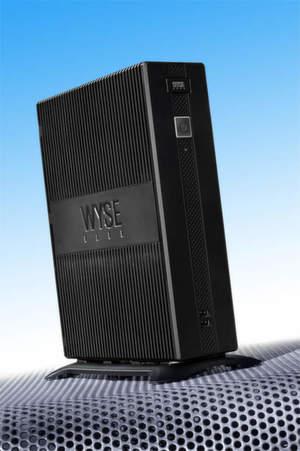Wyse Technology bringt mit den Modellen R90LW und R90LEW die ersten Thin Clients auf Basis von Windows Embedded Standard.