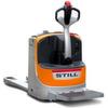 Niederhubwagen – effizient und ergonomisch von der Deichsel bis zur Gabel