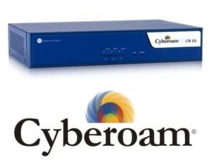 Die CR15i-Appliance von Cyberoam bietet Stateful Inspection Firewall, VPN, Gateway Anti-Virus und Anti-Spyware, Gateway Anti-Spam, IPS, Web Content Filtering und Bandbreiten-Management.