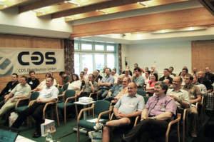 Insgesamt 470 Fachhandelspartner kamen zur COS-Roadshow. Die nächste Tour im Herbst ist schon geplant.